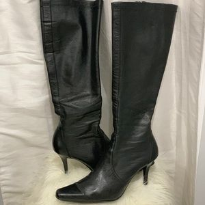 🛍Alfani heeled boots (the Aiden) size 8.5